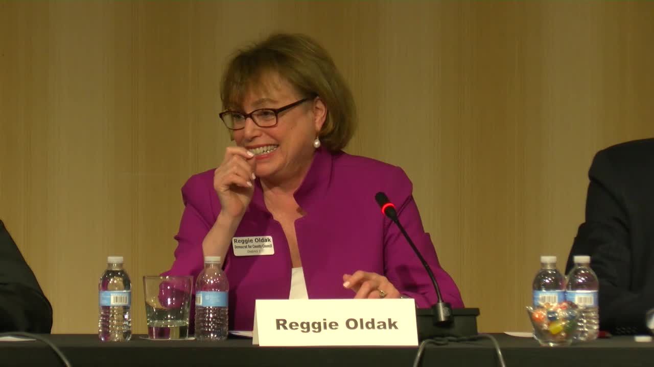 photo of Reggie Oldak