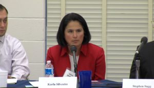 Photo of Karla Silvestre