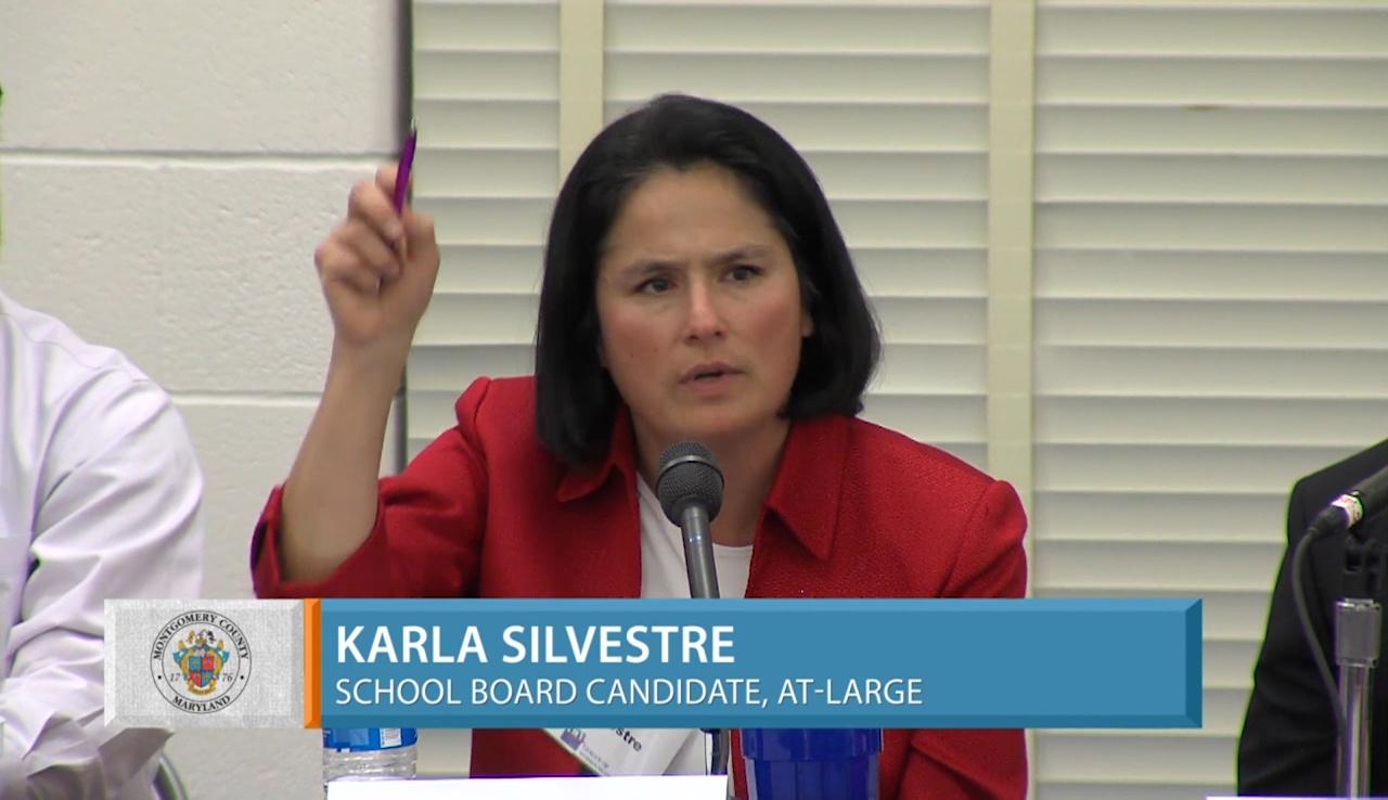 Photo of Karla Silvestre