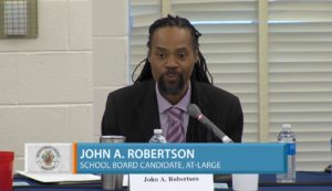 Photo of John Robertson