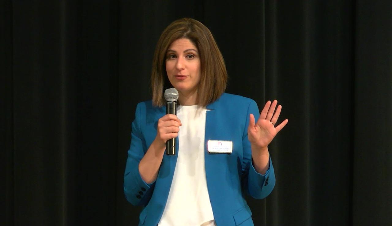 Photo of Dr. Nadia Hashimi
