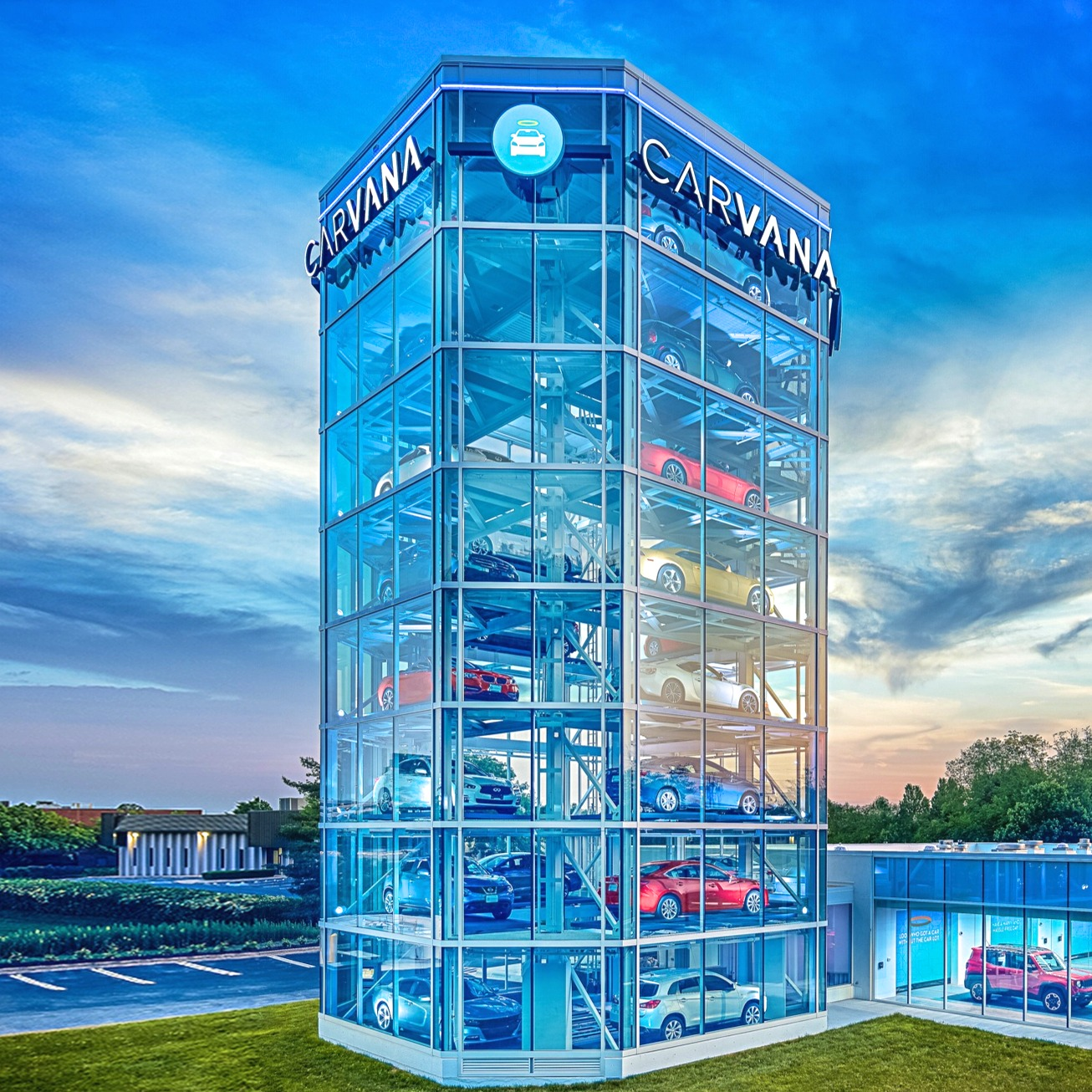 Carvana to Open 'Car Vending Machine' in Gaithersburg | Montgomery