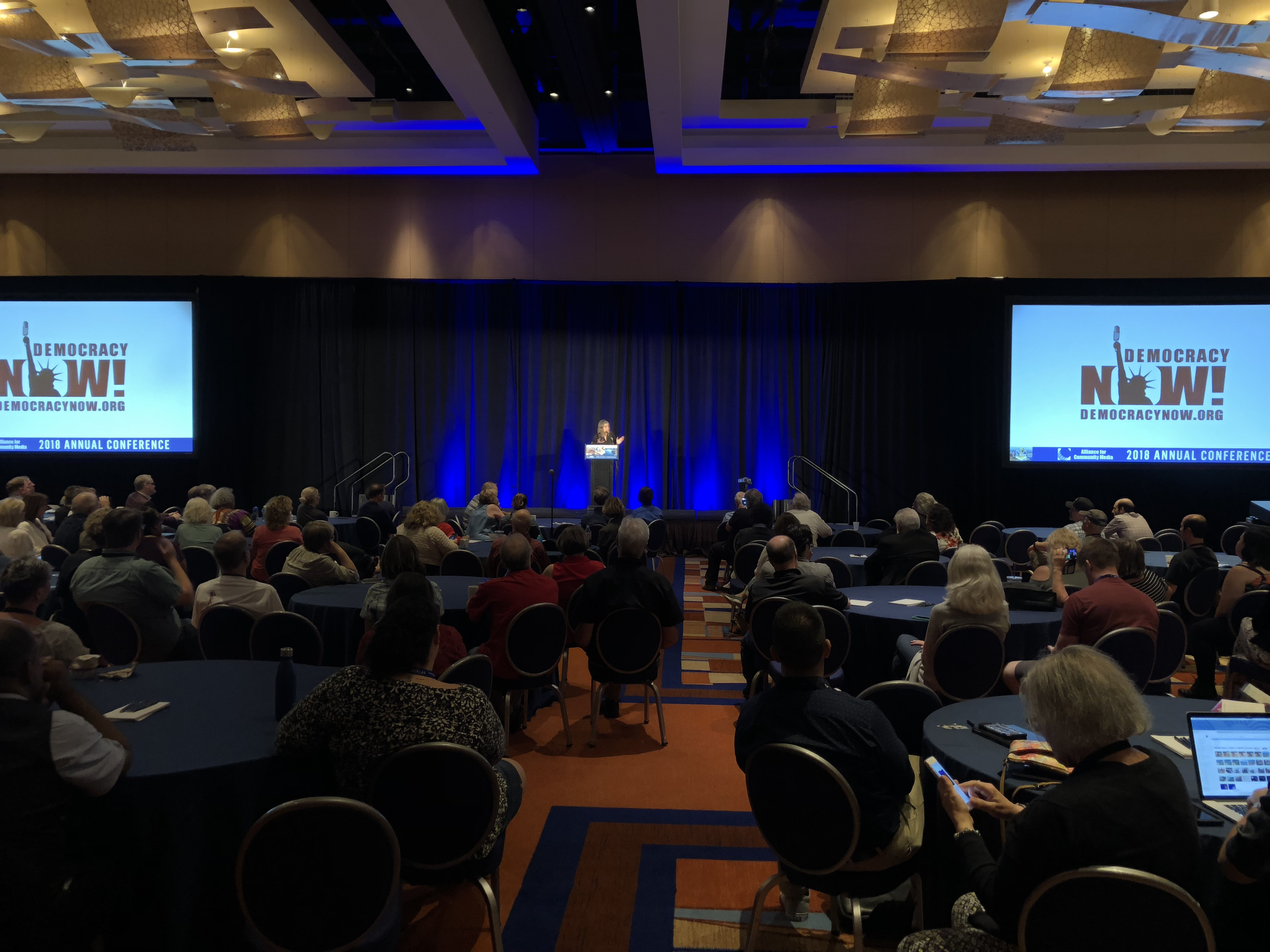 Alliance for Community Media 2018 Conference in Baltimore