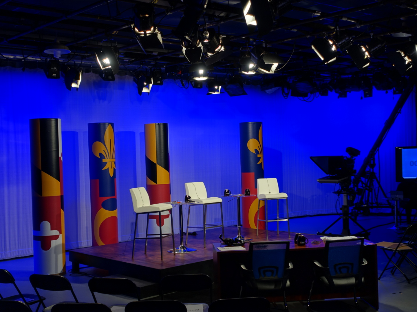 photo of mcm studio a ready for county executive forum