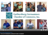 "The Gaithersburg-Germantown Chamber's has launched a brand-new video, ""We Are the Gaithersburg-Germantown Chamber!"" . View it on YouTube at: https://youtu.be/nAcRlP4eqhQ (Photo Credit: GGCC)"