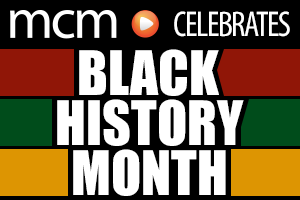 graphic for Black History Month
