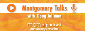 graphic to link to Montgomery Talks podcast