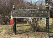 Sandy Spring Slave Museum sign featured 1024x800