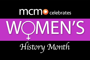 graphic for womens history month
