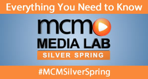 graphic to link to MCM Silver Spring Media Lab content