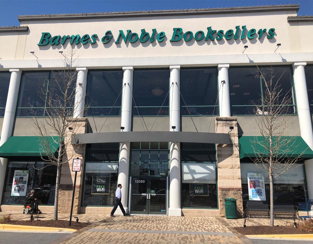 Barnes & Noble on Rockville Pike Will Relocate in 2020