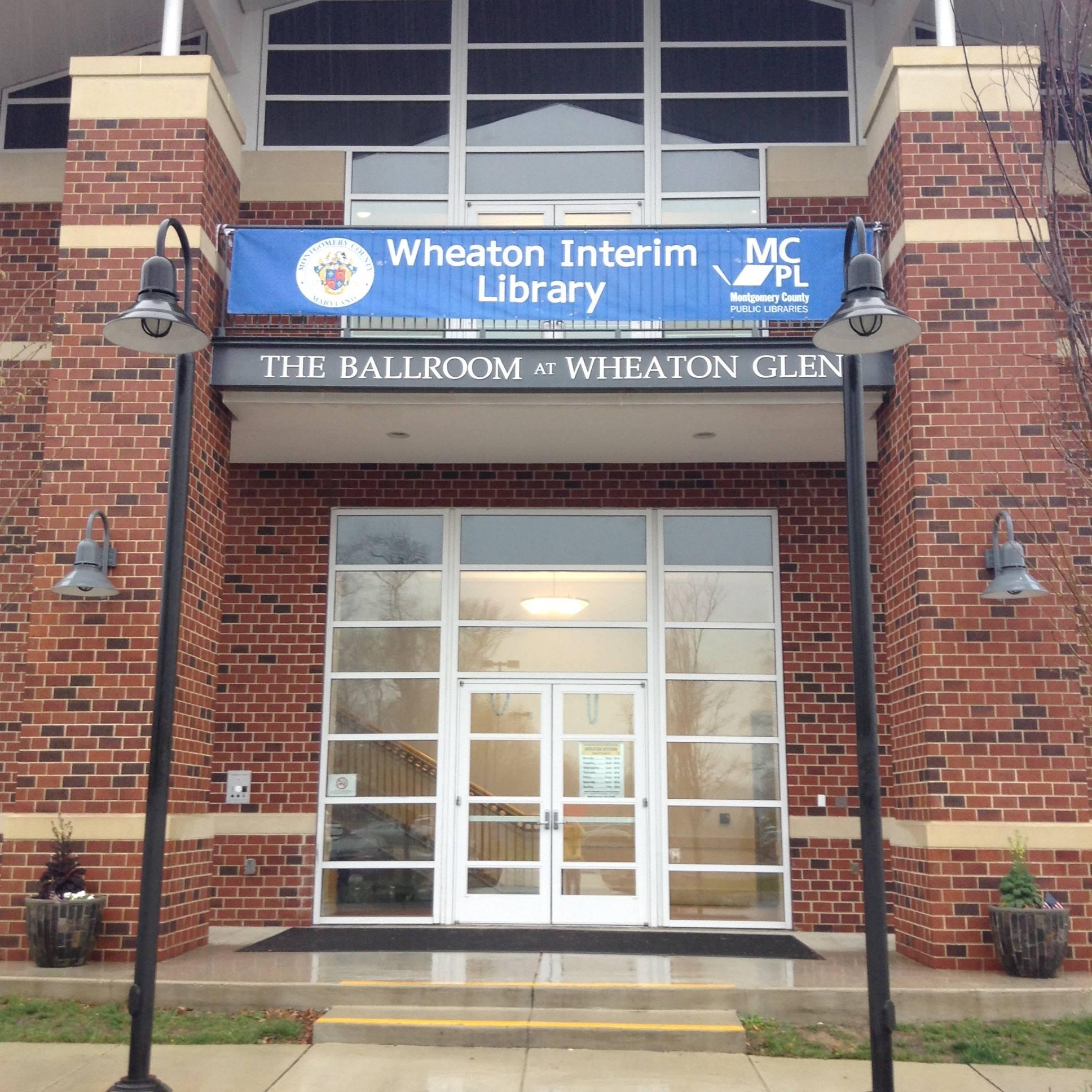 Wheaton Interim Library To Close June 22