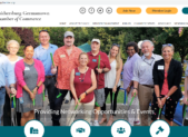 The Gaithersburg-Germantown Chamber of Commerce has launched a new and improved website. The new site has a fresh new look designed to improve visitors experience using the Chamber's resources, while being seamlessly integrated with the member database.