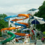 Gaithersburg Water Park Gets New Water Slide Tower