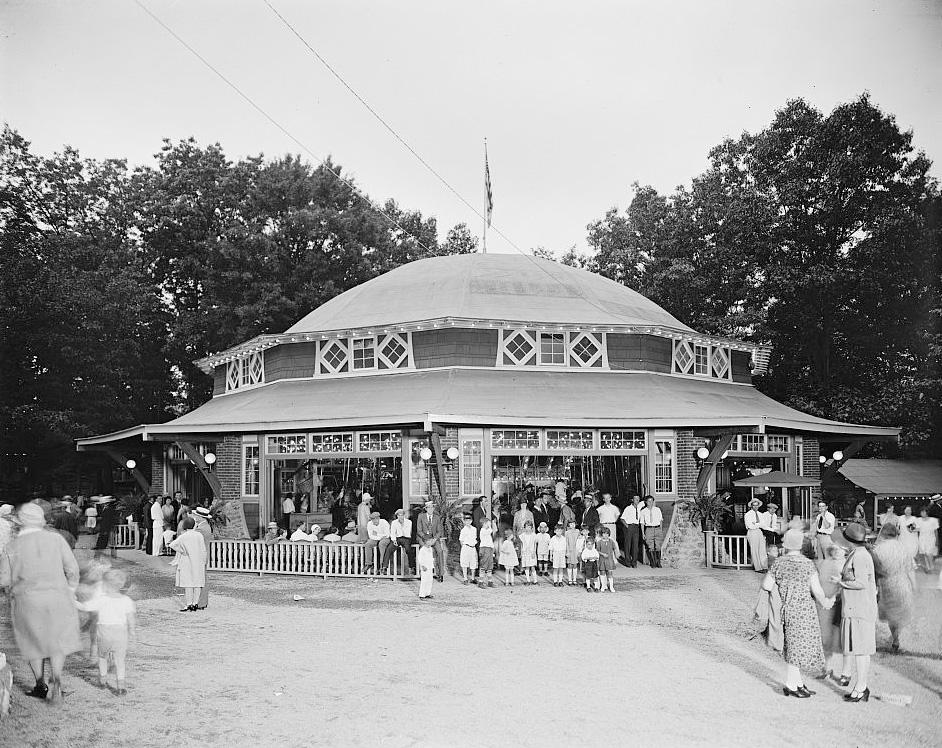 Glen Echo's Popular Dentzel Carousel Closing For Repairs
