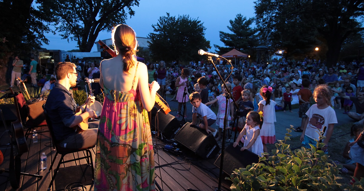 Strathmore's Summer Concerts 'Live from the Lawn' Continue