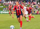 Mallory Pugh  20190720 Spirit vs Dash Photo Credit:  David Wolfe