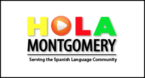 graphic to link to Hola Montgomery or Spanish content
