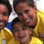 12 niños colombianos visitan nuestra área con la esperanza de ser adoptados