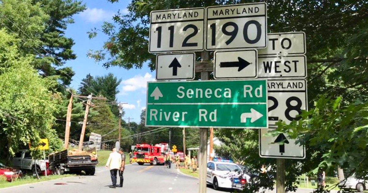 Police Investigate Fatal Crash in Poolesville Area