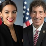 Ocasio-Cortez Joins Raskin for Rally in Silver Spring Thursday