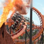 Riders on Six Flags Roller Coaster Get Stuck for 2 Hours