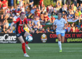 Rose Lavelle 20190810 Chicago Red Stars at the Spirit  Photo Credit:  David Wolfe