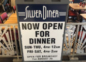 featured image - Silver Diner RIo