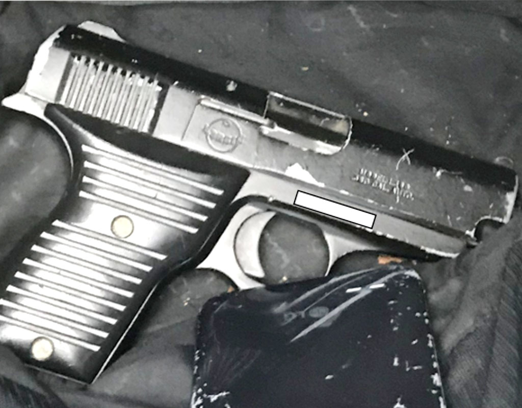 Police Recover Drugs, Gun from Silver Spring Man During