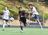 Bethesda CC over WJ in Boys Soccer 2-1