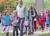 Feature- walk to school 2019