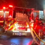 Fire Causes Significant Damage to Commercial Building in Kensington