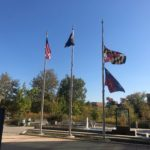 Flags at Half-Staff for Officer Bomba
