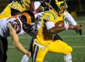 Seneca Valley holds on to defeat Rockville 14-9