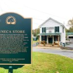 Montgomery Parks Rehabs Poole's General Store in Poolesville