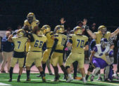 Good Counsel defeats #1 Gonzaga 42 to 35 in 5 OT periods