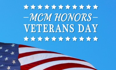 Veterans Day graphic to link to veterans day tag page