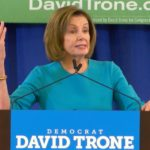 Pelosi Takes Shots at Trump at Trone Fundraiser in Gaithersburg