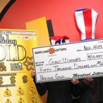 Gaithersburg Couple Wins $50,000 With Holiday Scratch-off
