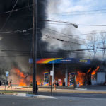 Fire at Rockville Gas Station Causes $1 Million Worth of Damage