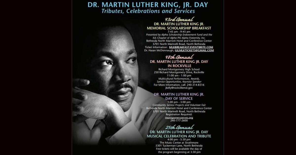 2020 Martin Luther King Jr Day Tribute Children Of The Dream Montgomery Community Media