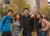 feature usg students