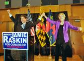 featured image - Jamie Raskin Elizabeth Warren