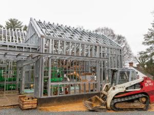 photo of Josiah Henson museum construction