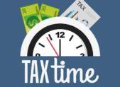 tax filing begins