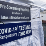 MedStar Offers Drive-Thru COVID-19 Testing in Bethesda