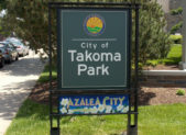 "Photo by <a href=""https://commons.wikimedia.org/wiki/File:Takoma_Park_sign.JPG"" title=""via Wikimedia Commons"">Farragutful</a> / <a href=""https://creativecommons.org/licenses/by-sa/3.0"">CC BY-SA</a>"