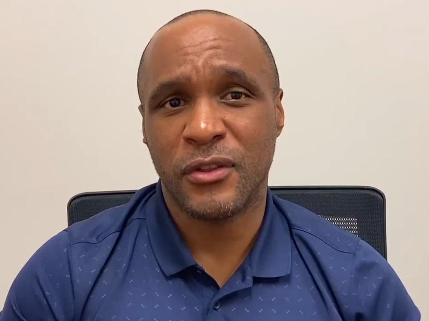 Dr. Travis Gayles Urges Young People to Stay Home | Montgomery ...