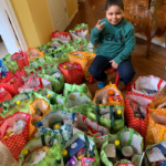7-Year-Old From Gaithersburg Makes COVID-19 Care Packs
