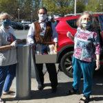 Silver Spring Residents Donate Homemade Face Masks